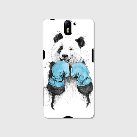 Boxer Panda  (One Plus One ) - Edmotic