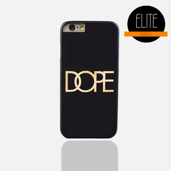Dope Matte Finish Phone Case (I Phone 6/6S Plus )