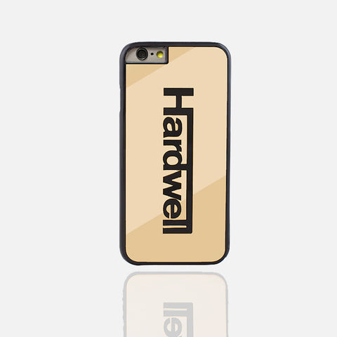 Hardwell Gold Phone Case (I Phone 6/6S Plus ) - Edmotic