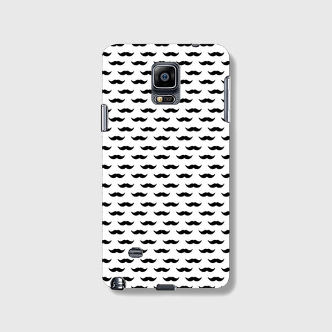 Moustache  SAMSUNG GALAXY NOTE 4 CASE - Edmotic