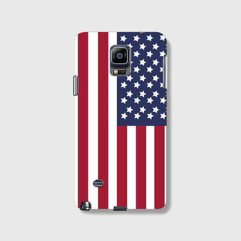 American SAMSUNG GALAXY NOTE 4 CASE - Edmotic