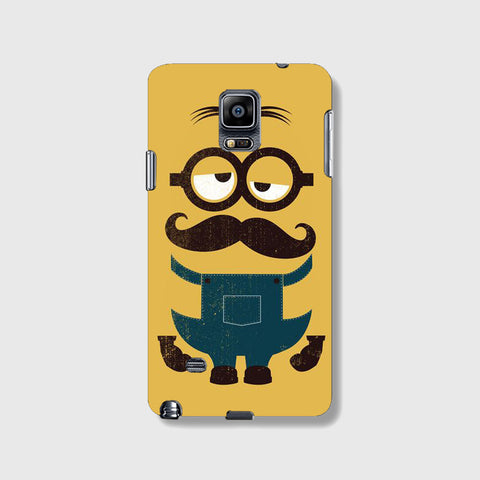 Gentle Minion  SAMSUNG GALAXY NOTE 4 CASE - Edmotic