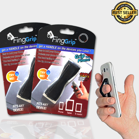 FingGrip-Grip Your Phone (Pack of 2)
