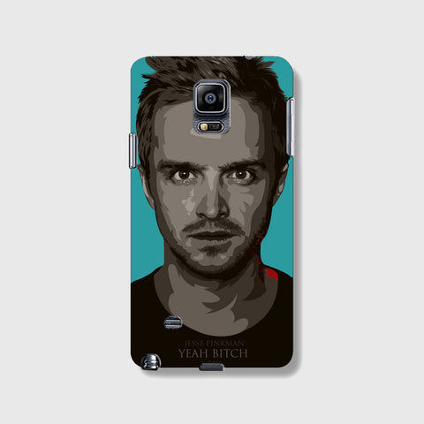 Breaking Bad  SAMSUNG GALAXY NOTE 4 CASE - Edmotic
