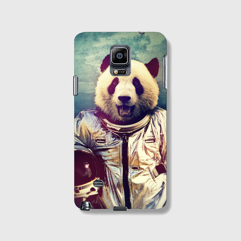 Astronaut Panda  SAMSUNG GALAXY NOTE 4 CASE - Edmotic