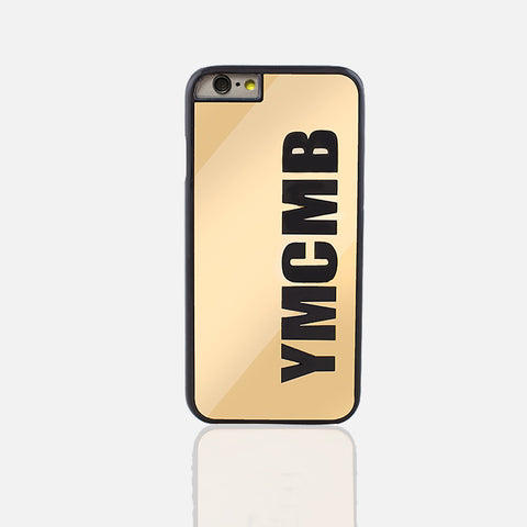 YMCMB Gold Phone Case (I Phone 6/6S Plus ) - Edmotic