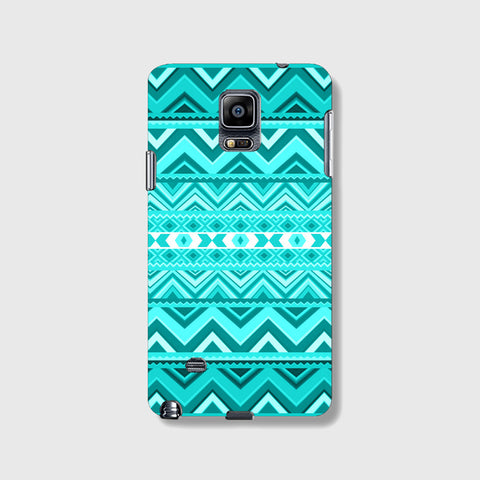 Mint Aztec SAMSUNG GALAXY NOTE 4 CASE - Edmotic