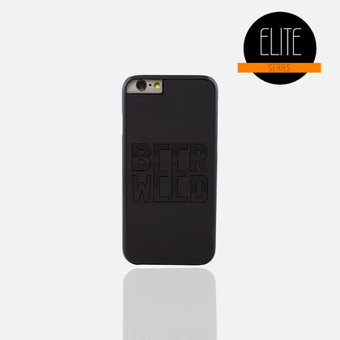 Beer Weed Matte Finish Phone case (I Phone 6/6S) - Edmotic - 1
