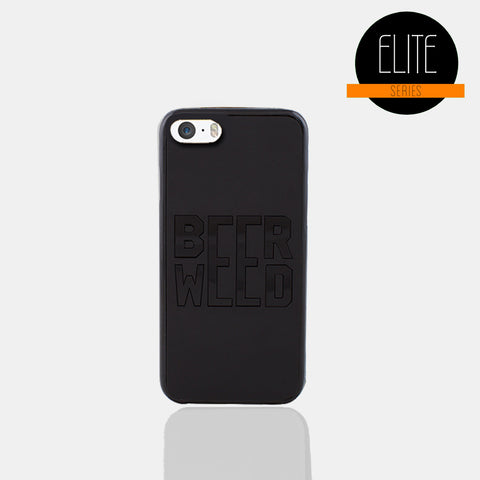Beer Weed Matte Finish Phone case (I Phone 5) - Edmotic - 1