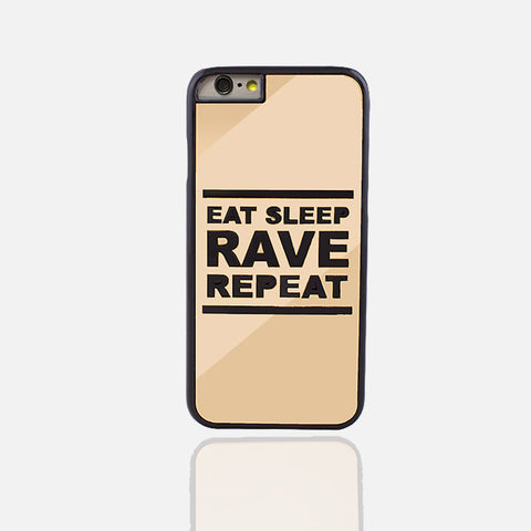 Eat Sleep Gold Phone Case (I Phone 6/6S Plus ) - Edmotic