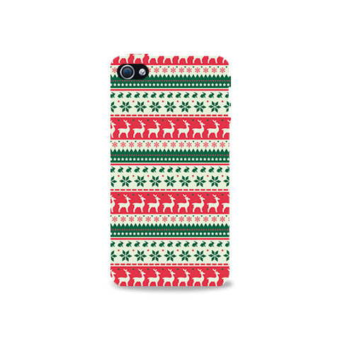 Christmas Aztec Iphone 4/4s Case - Edmotic