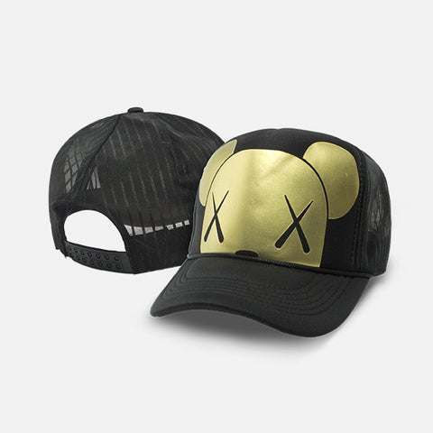 GOLDEN DEADMAU5 BASEBALL CAP - Edmotic