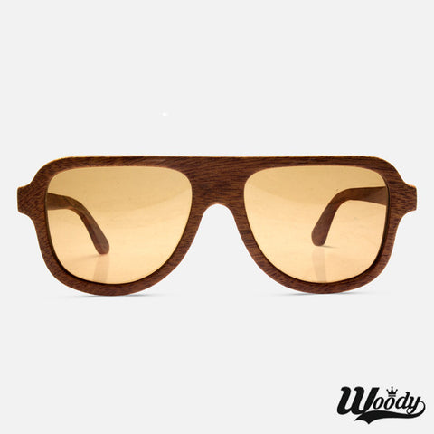 Rose Wood Sunglasses - Edmotic - 1