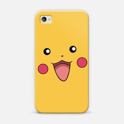 Pika Mon iPhone 4/4s Case - Edmotic