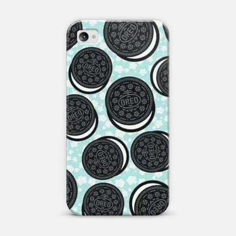 Uh.Oh.Oreo iPhone 4/4s Case - Edmotic