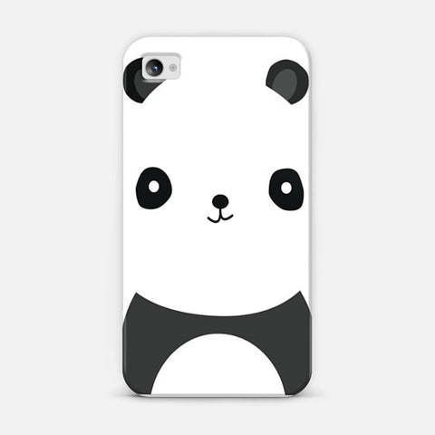 Panda iPhone 4/4s Case - Edmotic