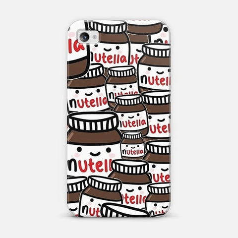 Nutella Love iPhone 4/4s Case - Edmotic