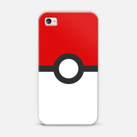 Poke Ball iPhone 4/4s Case - Edmotic