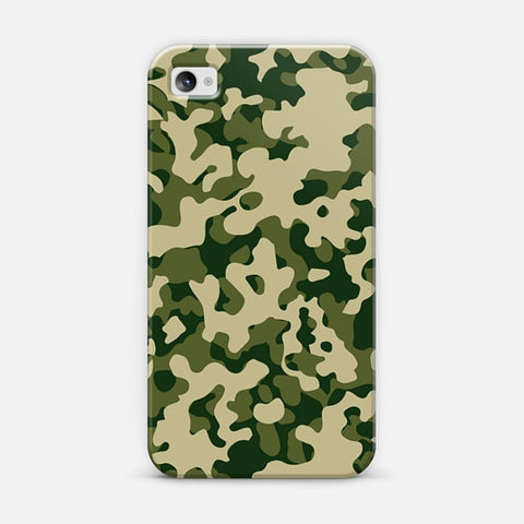 Military iPhone 4/4s Case - Edmotic