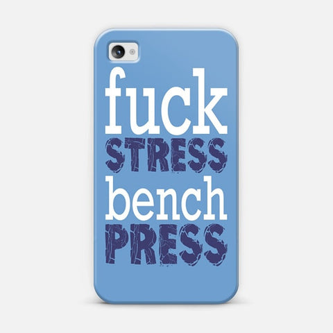 Bench iPhone 4/4s Case - Edmotic