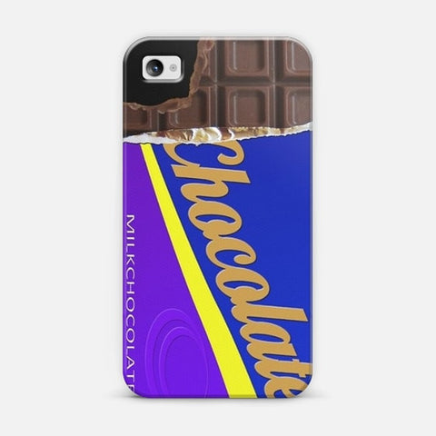 Chocolate iPhone 4/4s Case - Edmotic