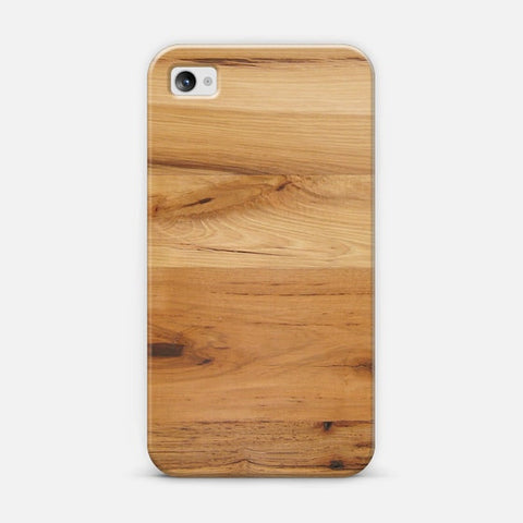 Wood iPhone 4/4s Case - Edmotic
