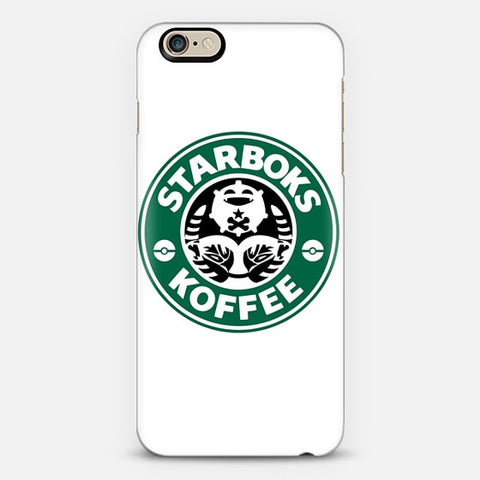 Starboks Koffee iPhone 7 Case - Edmotic