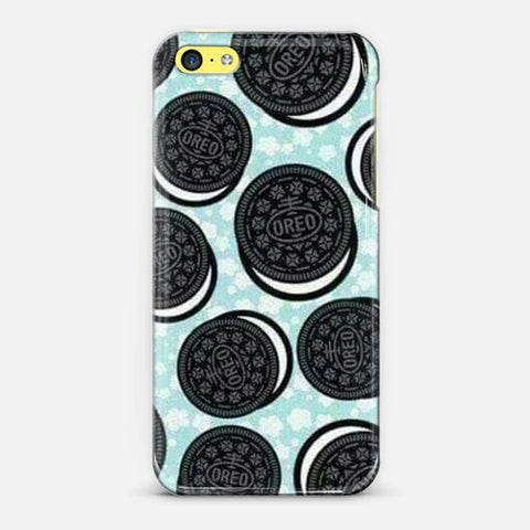 Uh.Oh.Oreo iPhone 5c Case - Edmotic