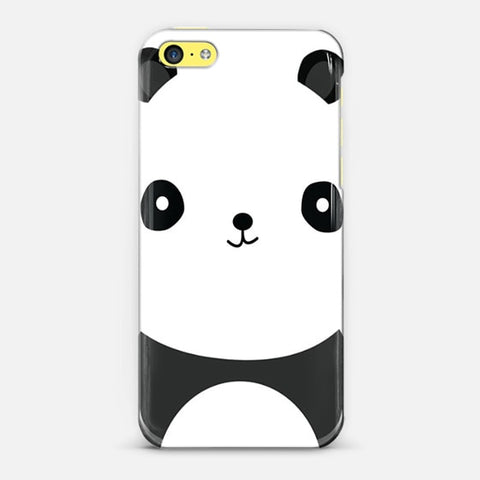 Panda iPhone 5c Case - Edmotic