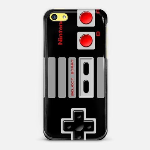 Nintendo Controller iPhone 5c Case - Edmotic