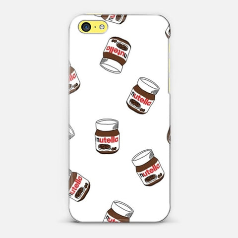 Nutella iPhone 5c Case - Edmotic