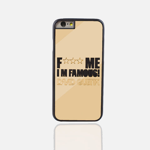 I Am Famous Phone Case (I Phone 6/6S Plus ) - Edmotic