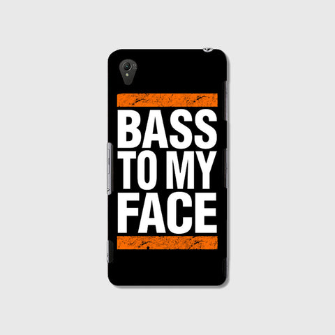 Bass To My Face   (SONY XPERIA Z3) - Edmotic