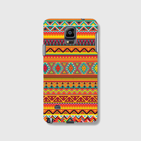 Indian Aztec SAMSUNG GALAXY NOTE 4 CASE - Edmotic