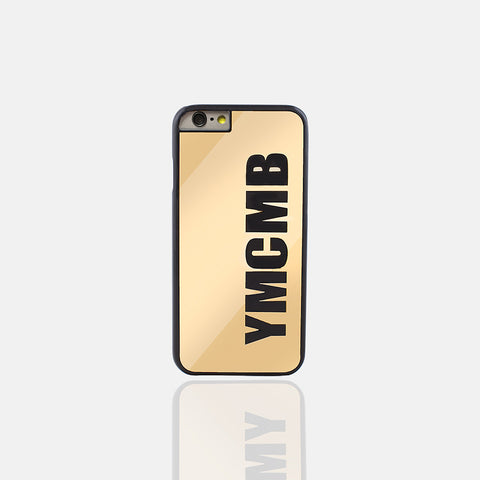 YMCMB Gold Phone Case (I Phone 6/6S) - Edmotic - 1