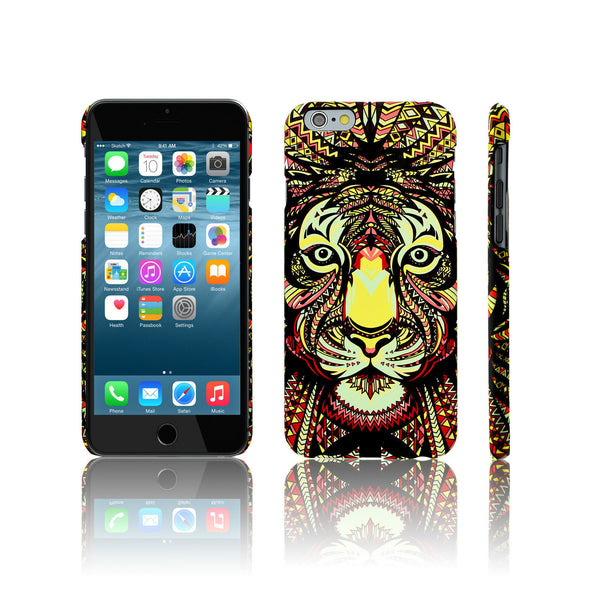AZTEC TIGER GLOW IN DARK CASE  Iphone 6 Plus Case
