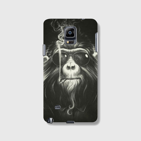 Smokin Monkey  SAMSUNG GALAXY NOTE 4 CASE - Edmotic