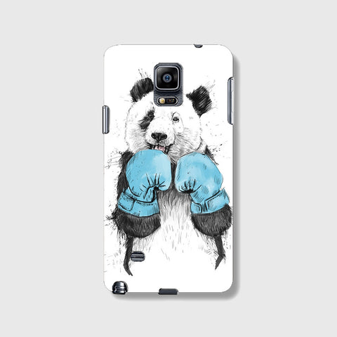 Boxer Panda  SAMSUNG GALAXY NOTE 4 CASE - Edmotic