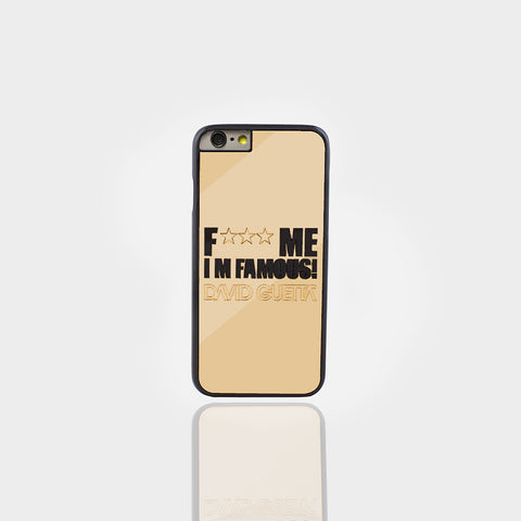 I Am Famous Phone Case (I Phone 6/6S ) - Edmotic - 1