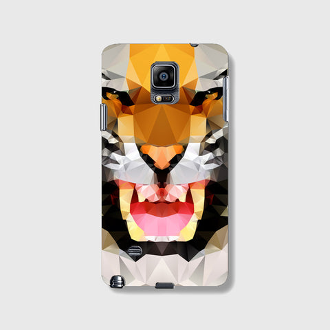Cryptic Lion  SAMSUNG GALAXY NOTE 4 CASE - Edmotic