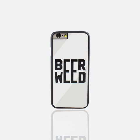 Beer Weed Phone Case (I Phone 6/6S) - Edmotic - 1
