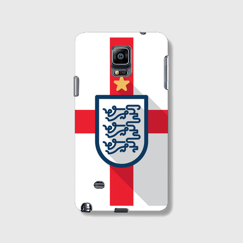 England Minimal  SAMSUNG GALAXY NOTE 4 CASE - Edmotic