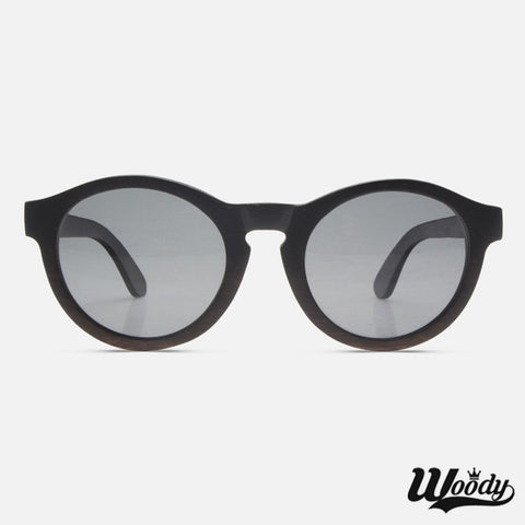 Wlnut Grain Wood Sunglasses - Edmotic - 1
