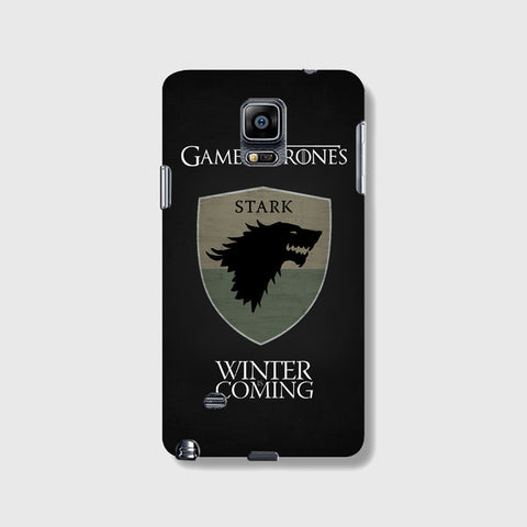 Game of Thrones  SAMSUNG GALAXY NOTE 4 CASE - Edmotic