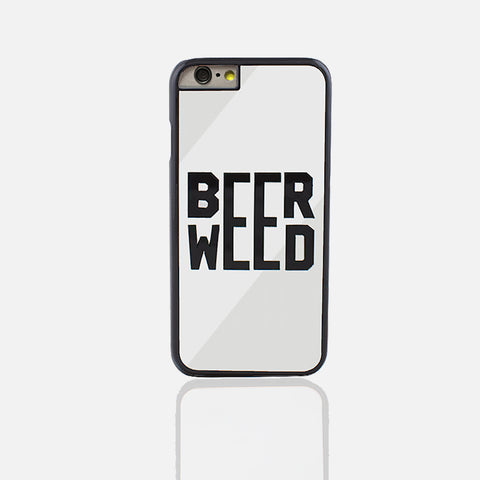 Beer Weed Phone Case (I Phone 6/6S Plus ) - Edmotic