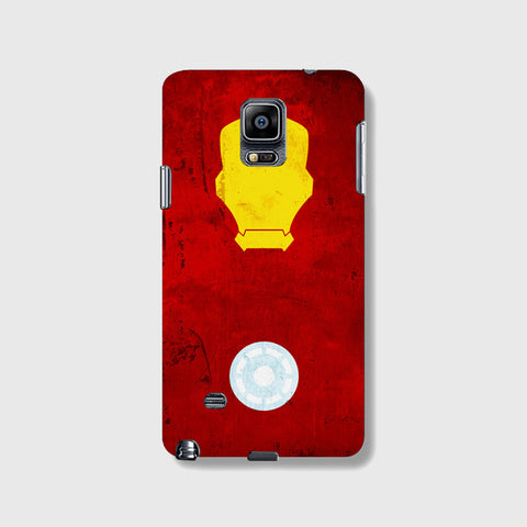 Ironman  SAMSUNG GALAXY NOTE 4 CASE - Edmotic