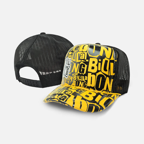 BILLA BONG BASEBALL CAP - Edmotic