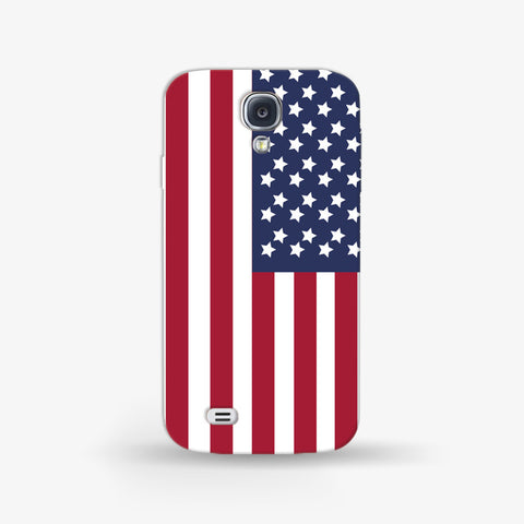 American Samsung Galaxy S4 CASE - Edmotic