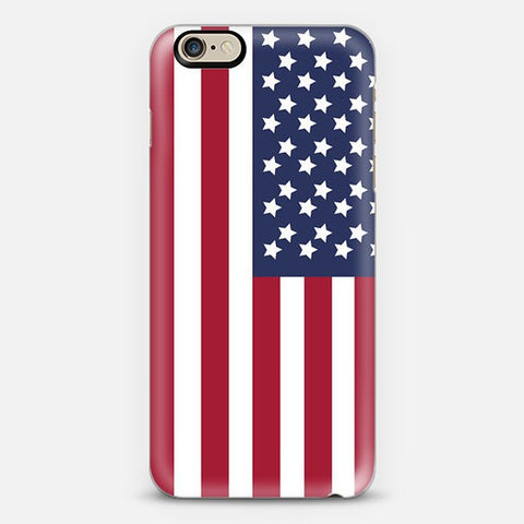 American iPhone 7 Case - Edmotic