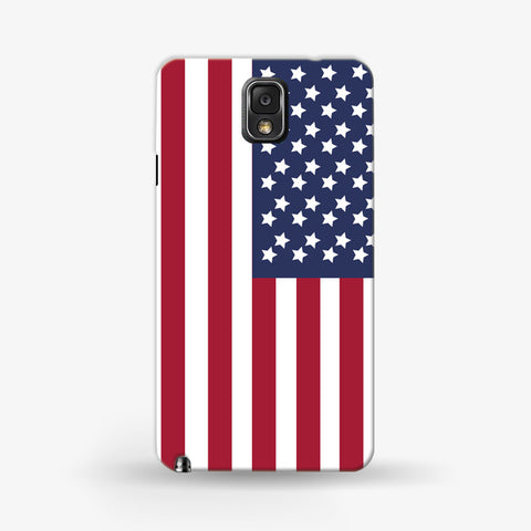 American Samsung Galaxy Note 3 CASE - Edmotic